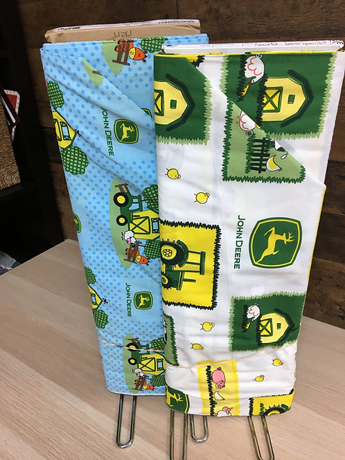 John Deere Nursery Fabrics by Springs Creative Fabrics