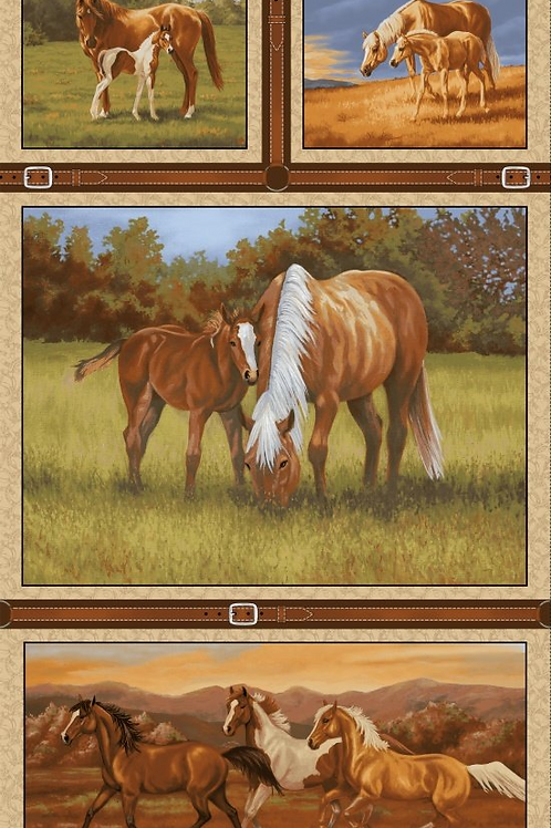 Hold Your Horses Panel #1 by E studios