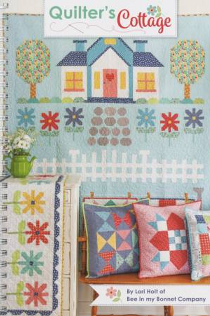 Quilters Cottage by Lori Holt(Bee in my Bonnet Company)