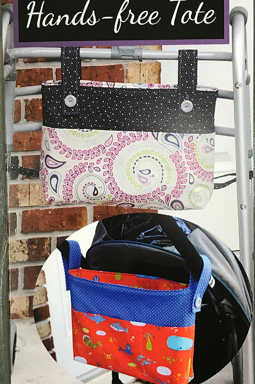 The Going for a Stroll Hands-free Tote by Fishsticks designs