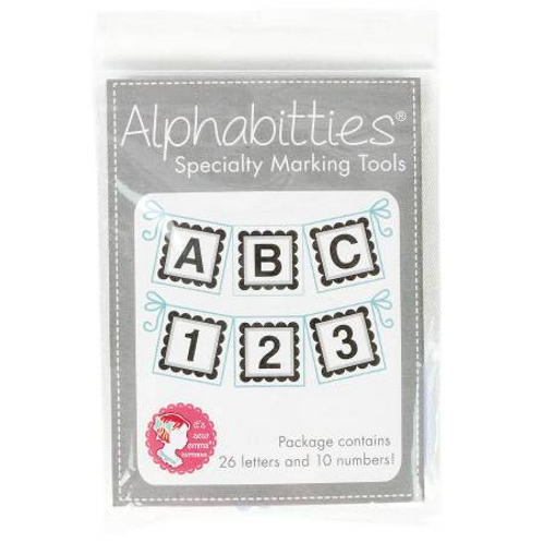 Alphabitties