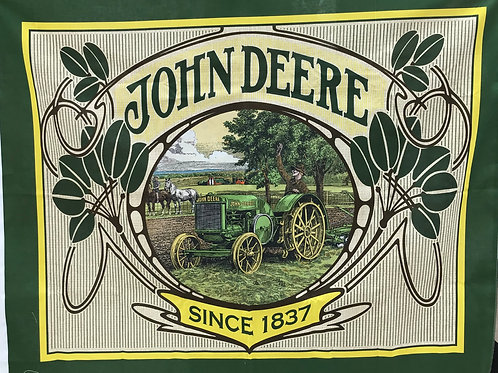 John Deere Panel by Springs Creative