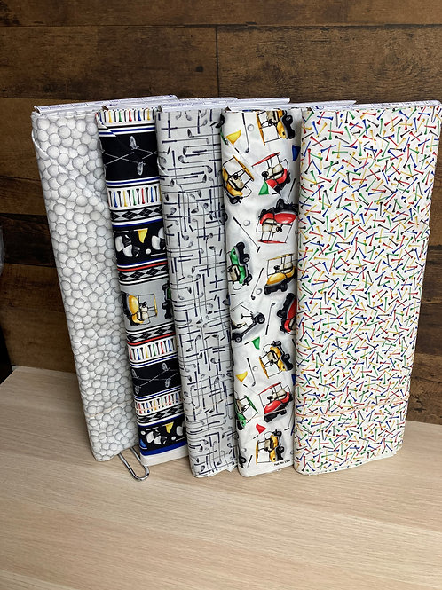 The Back Nine from Blank Quilting