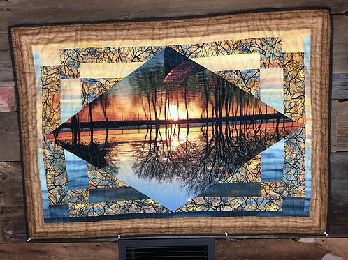 Sunset  Kit designed by Morning Glory Designs with Northcott The View From Here