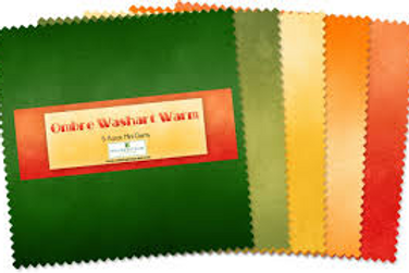 Ombre Washart Warm by Wilmington