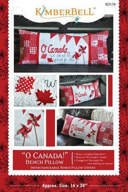 O Canada  by Kimberbell