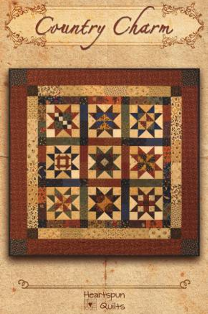 Country Charm by Heartspun Quilts