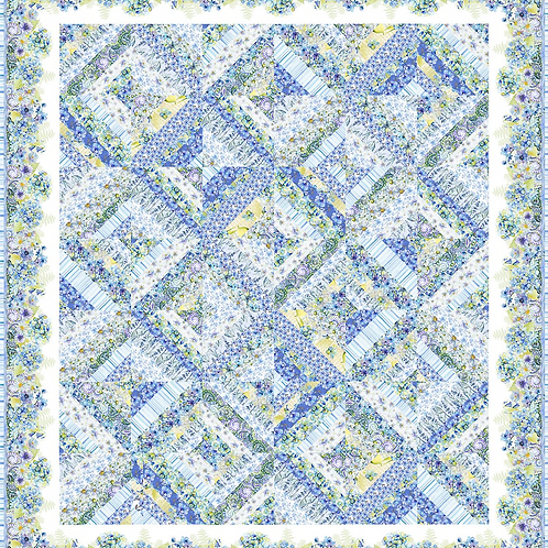 The Leah Collection Quilt