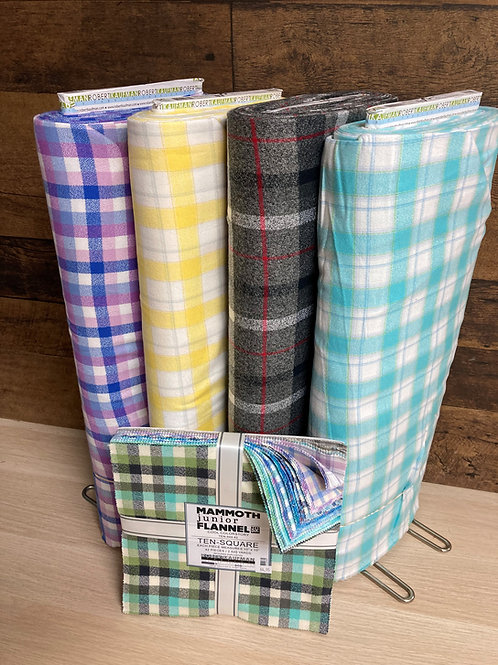 Mammoth Junior Flannels