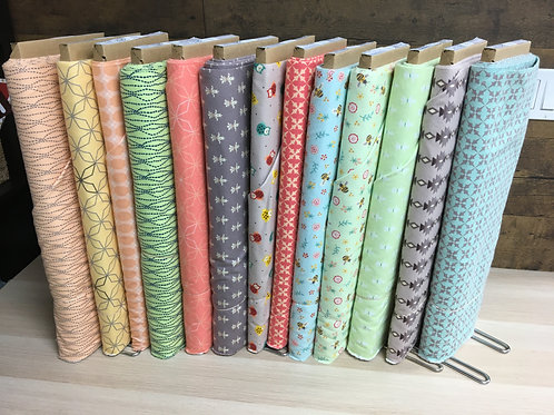 Bumble Garden( 2 ply flannel) by Henry Glass Fabrics
