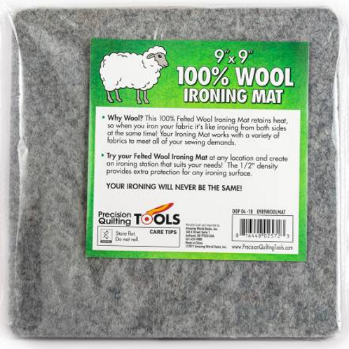 Wool Mats  by Precision Quilting Tools