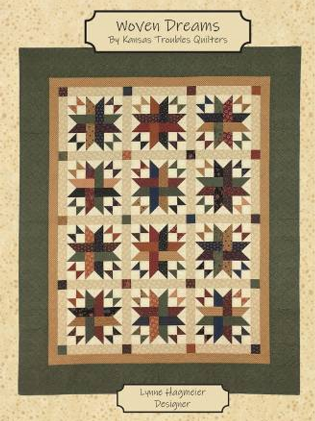 Woven Dreams by Kansas Troubles Quilters