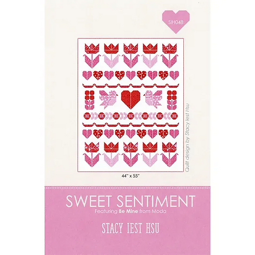 Sweet Sentiment by Stacy Iest Hsu