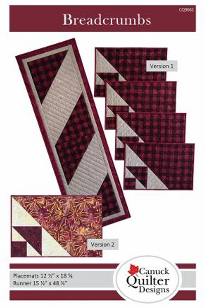 Breadcrumbs by Canuck Quilter Designs