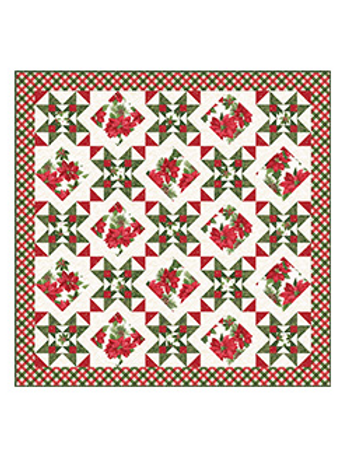 Glad Tidings by Maywood Studios using pattern Bandwagon