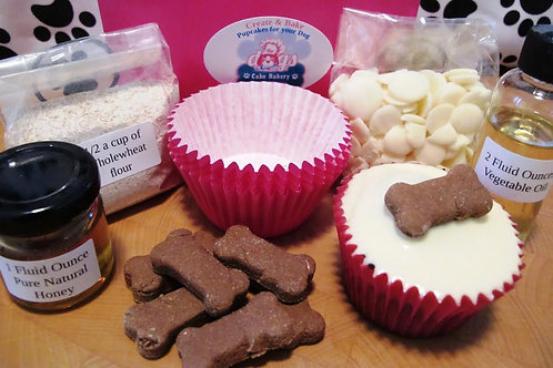 Create and Bake Your Own Cupcake Kit