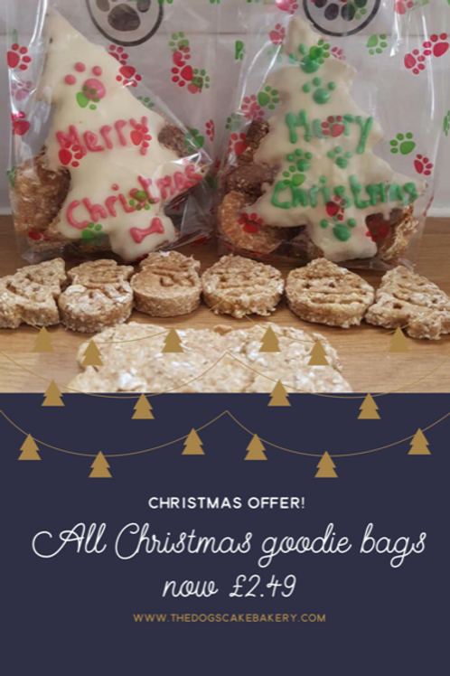 Christmas Treats Goodie Bag