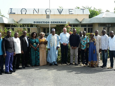 Second training in PCR diagnostics in Cameroon