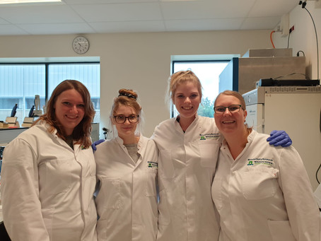 South African PhD students trained in the Netherlands