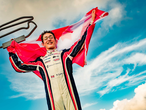 YACademy F4 Winter Series Completes First Three Rounds at Homestead Miami Speedway