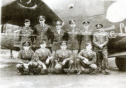 hoover, michael bomber crew 1944