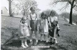 hoover, maryann, sally, alice, jane & shirley