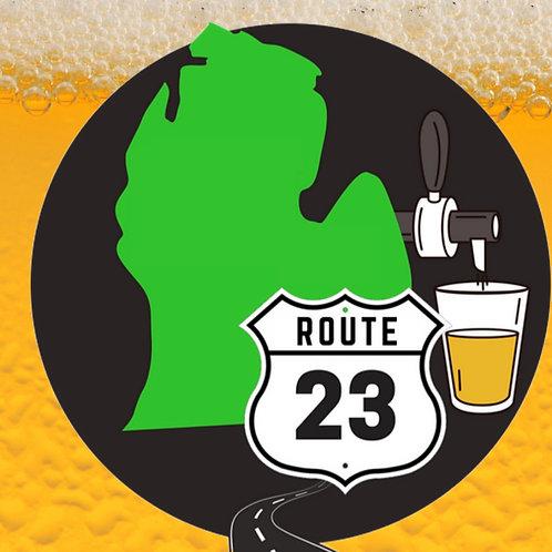 Band Sponsor: Route 23 Beer Fest 2021