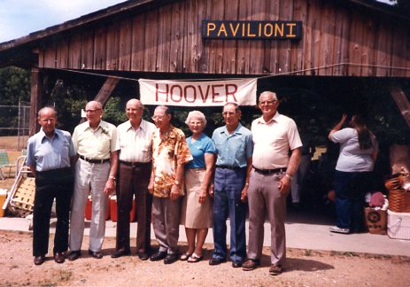 hoover, 7 sibilings 1984