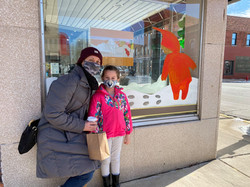 Downtown Read Around: The Snowy Day