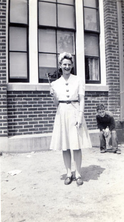 hoover, catherine in dress