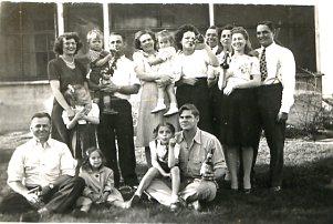 hoover, family 1946