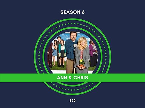 ANN AND CHRIS