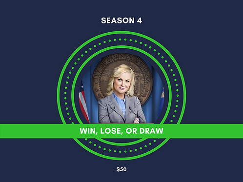 WIN, LOSE, OR DRAW