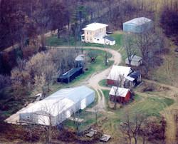 hoover, farm flyover