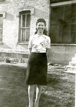 hoover, pauline at the farm