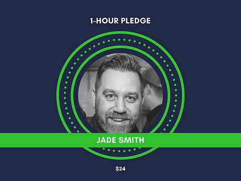 Make a Pledge for Jade Smith