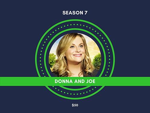 DONNA AND JOE