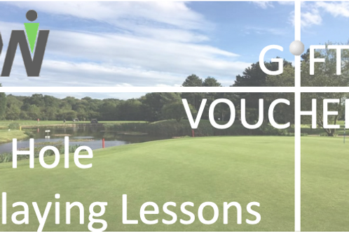 9 Hole Playing Lesson