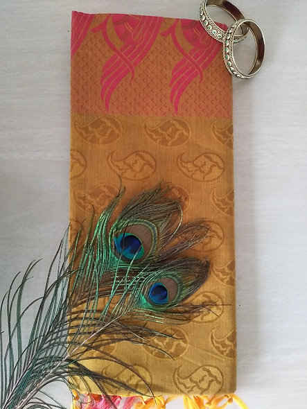 Fashion Cotton Silk Saree