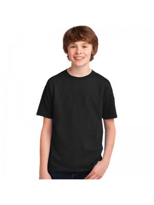 Black tee for boy