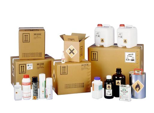 Consejos para un embalaje correcto de materiales peligrosos