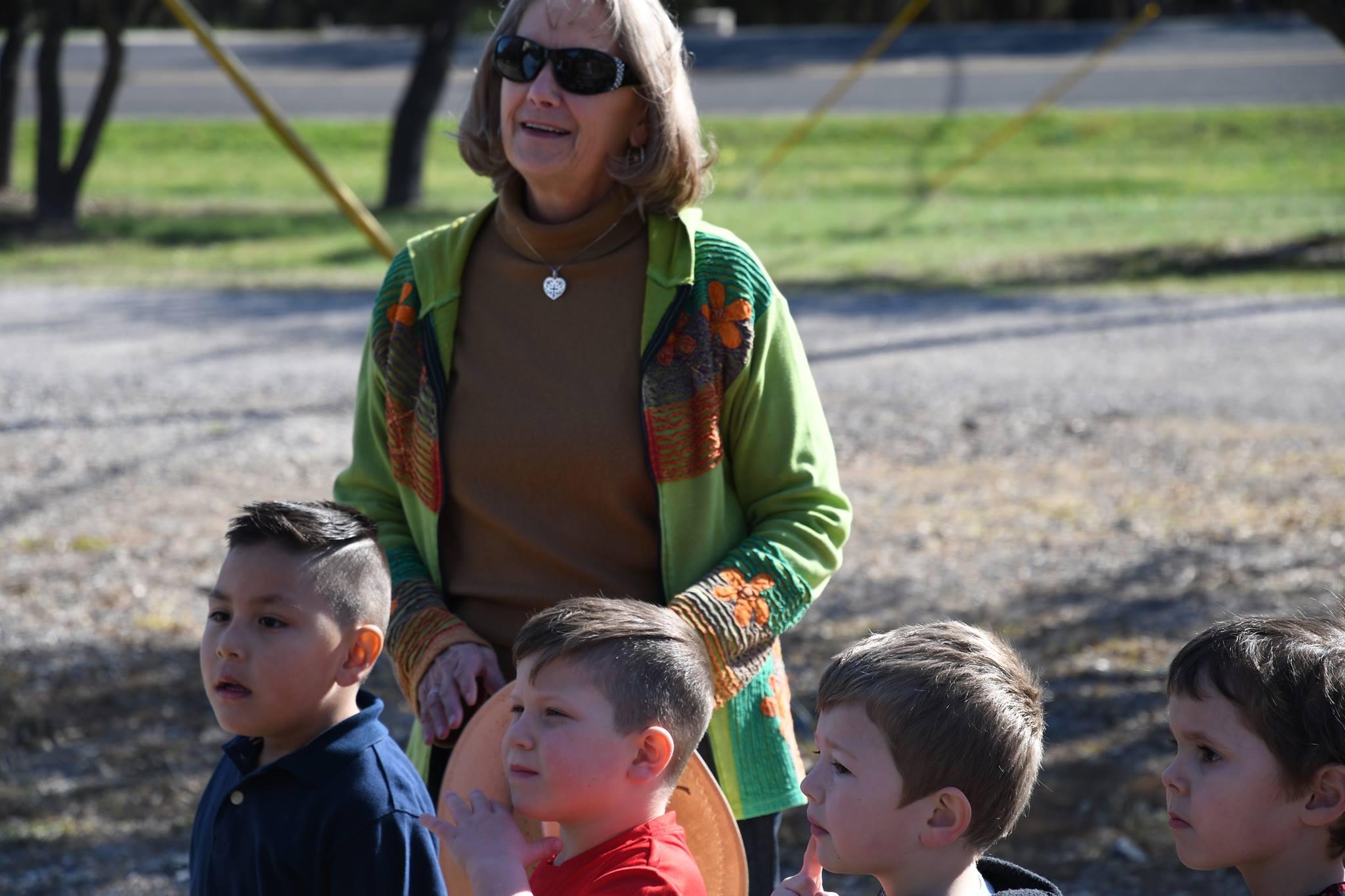 Mrs. Kathy Pitts