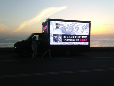 Espolón Tequila Gets a Shot from mobile billboards campaign
