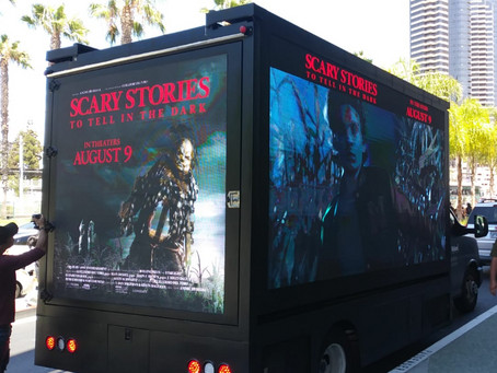 """Scary Stories"" greets Comic-Con attendees"