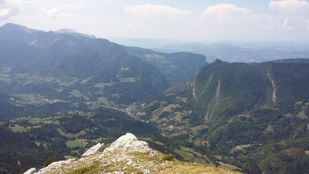 Massif Chartreuse - Mont Truc