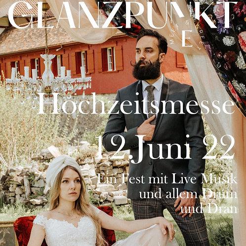 TICKET Glanzpunkt Meet & Great / 10.00 Uhr - 13.00 Uhr