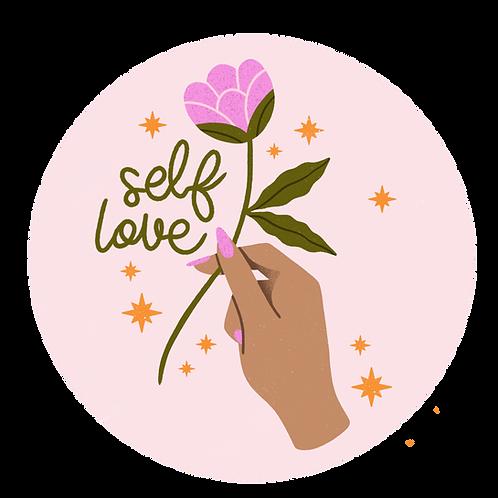 """Self-Love"" Flower"
