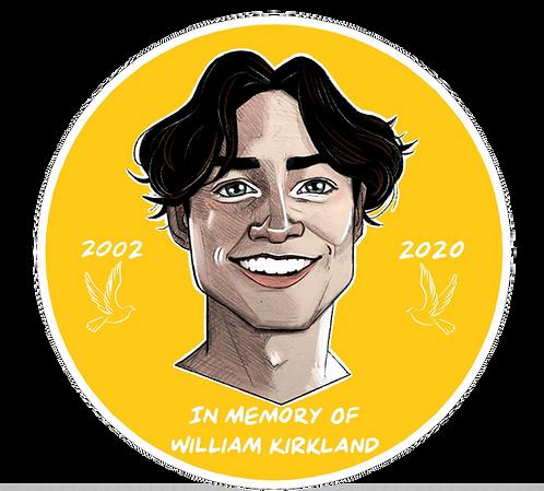 In Memorial of William Kirkland
