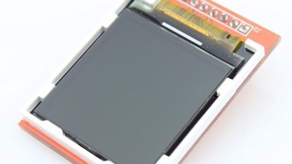 Display Lcd Arduino Pic 1.44 Serial 128×128 Spi Color Tft