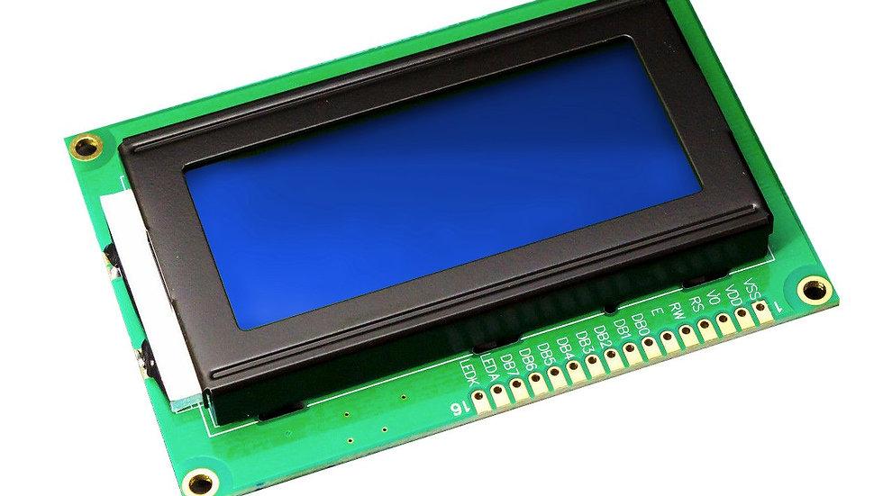 Display Lcd 1604 Backlight Azul 16×4